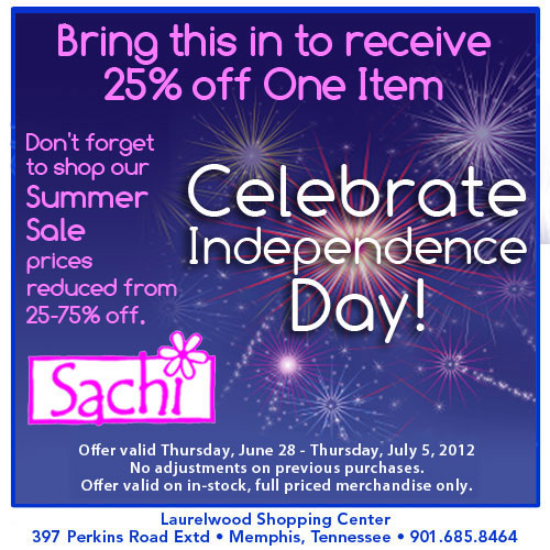 sachi independence day coupon