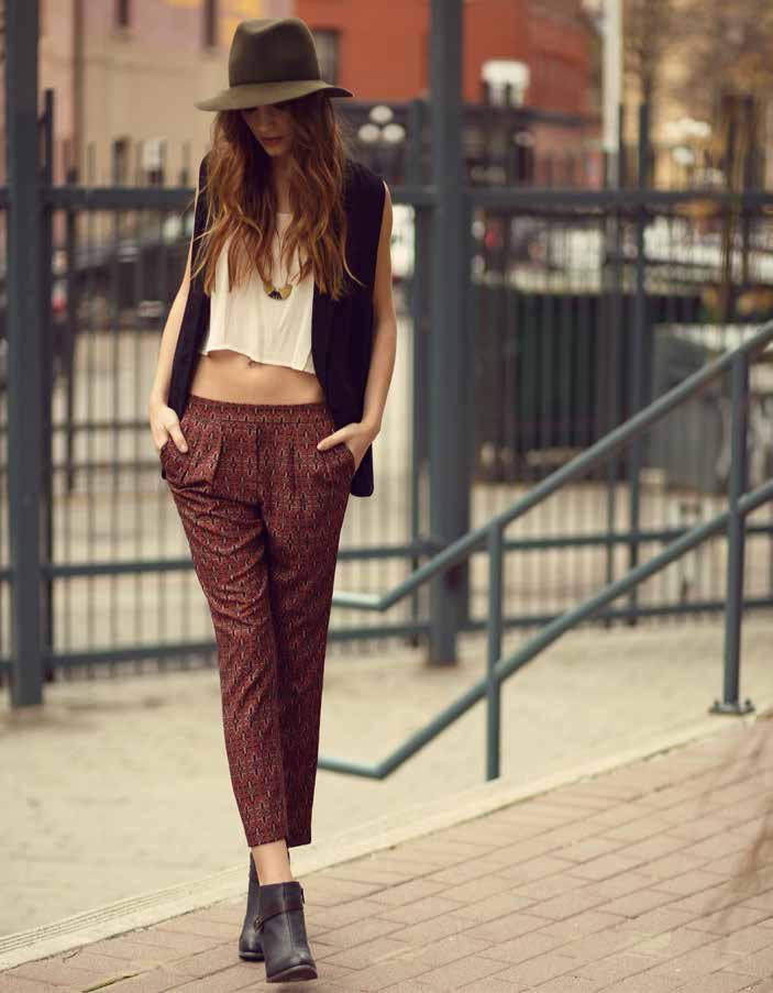 Gentle Fawn pant