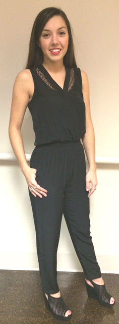 Olive and Oak jumpsuit