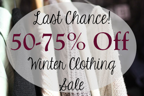 sachi winter sale email