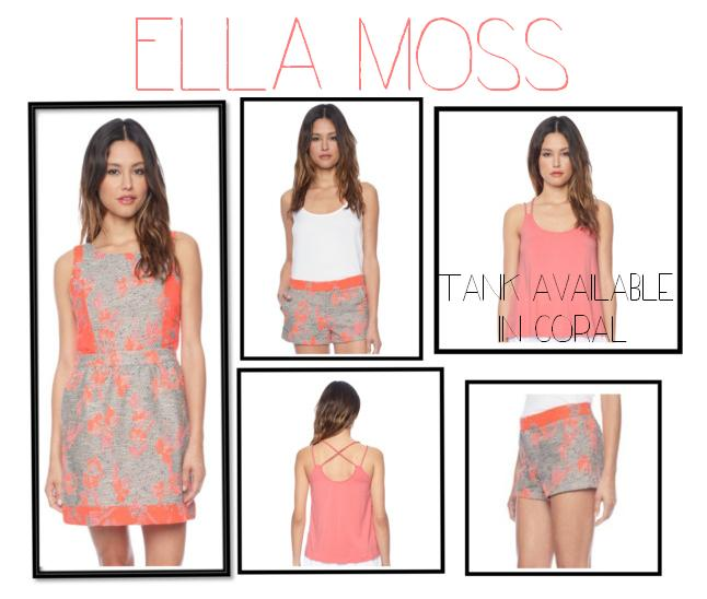 EllaMossdressshorts