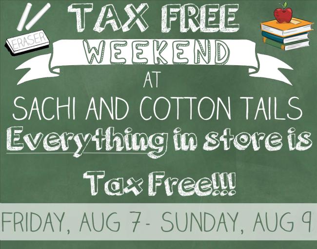 TaxFreeWeekend2015