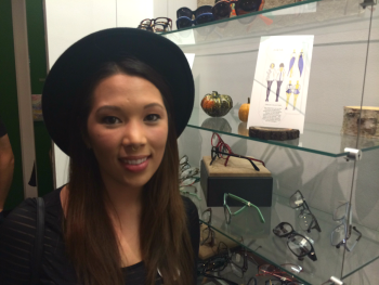 Zoe Vu was an art major at the University of Memphis. She is now a graphic designer.