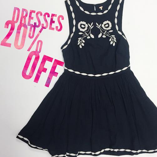 dresses20off